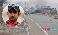 Let's stop Talking and Get Ready for war On Grounds : Gautam Gambhir