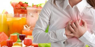 By Preferring The Health Diet Liquids Leads To Heart Problems