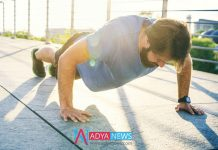 Recent Study Confirms : Push Ups Will Keep Your Heart Very Healthy
