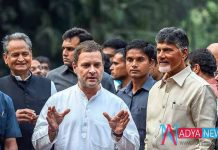 Rahul Searching Each And Every Reason On Defeat of Telangana Polls