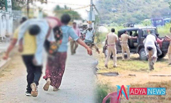 Raising Many Political Allegations on Andhra Pradesh Farmers Suicide Death