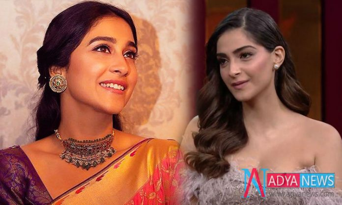 Regina Cassandra is Good in Reel Romance : Sonam Kapoor