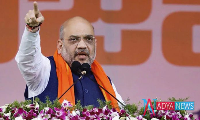 Shocking with Comments Made By Amit Shah on YS Jagan