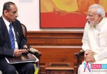 Telugu States Governor in Big Confusion To Express His feelings On Modi or Not