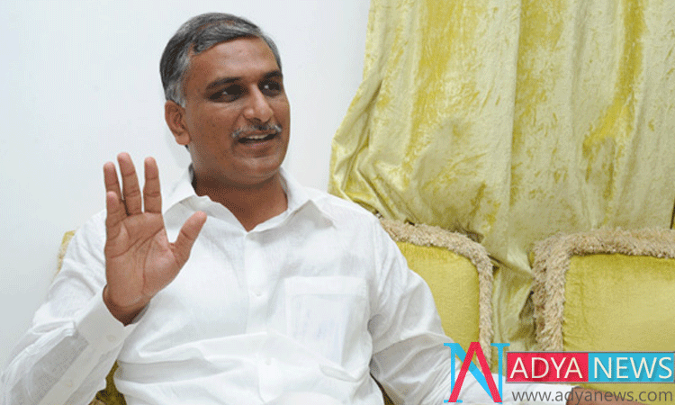 Harish Rao Responds on KCR's Rejection As the Telangana cabinet