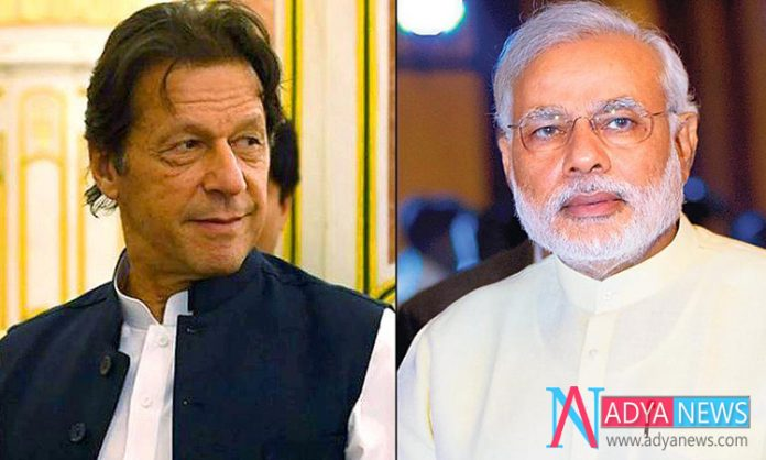 A New Relationship Formed Between India An Pakistan With Tweeter Message