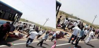 An Extreme Road Accident Took Place in Nalgonda With 7 People Dead