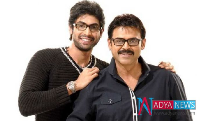 Daggubati Star's To Blast the Silver Screen With Multi-starrer