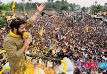 Increasing More Speculations On Young Tiger Political Aspirations On T-TDP