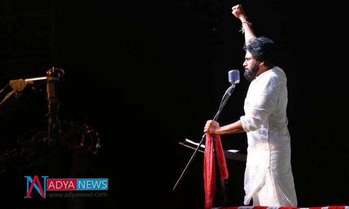 Without Expecting Anything Mega Actors Promoting For Janasena party