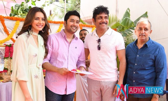 Nag's Blockbuster Sequel Has Launched With Huge Hype