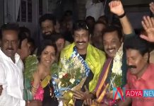 Naresh Group Grabbed the Victory in MAA Elections
