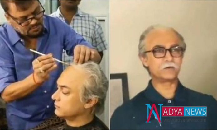 People Shocked With the Aamir Khan's Extraordinary Get Up