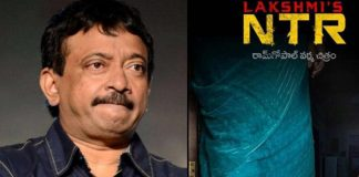 RGV Loaded A Complaint Against Film Censor Board on Lakshmi's NTR Issue