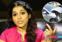 "Rashmi Responds On Her Car Accident ""In Which A Man Just Missed From Death"""