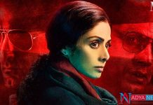 "Legendary Actress Sridevi's ""MOM"" Released In china"