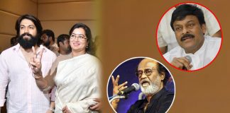 Tollywood And Kollywood Big Heads Supports Senior Actress political Success