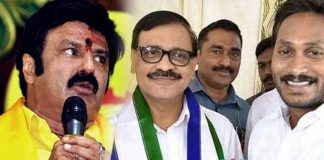 YSRCP Placed Powerful Candidate Against Balakrishna Constituency
