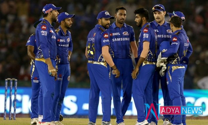 CSK Team Tastes There First Failure in IPL 2019 With Mumbai
