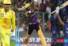 MS Dhoni, Russell , Hardik Has In Same Level Of IPL 2019 Scores