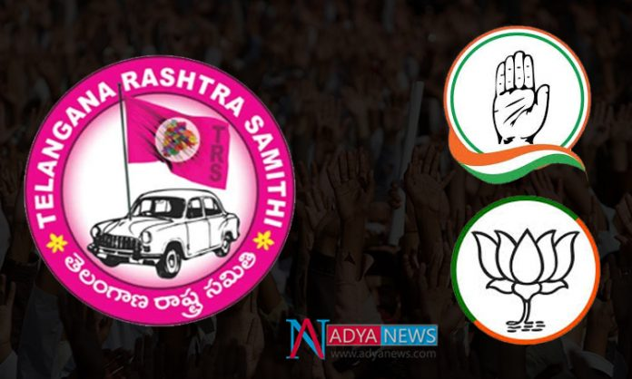 What Is The Next Step of TRS Party Failed to get 16 MP's winnings