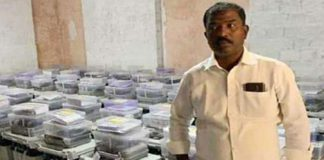 Telangana Rulling Party Election Agent Arrested For EVM Capture