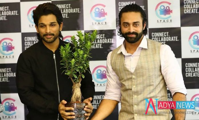 Will Allu Arjun Gives A Turning point For Navdeep With This Movie