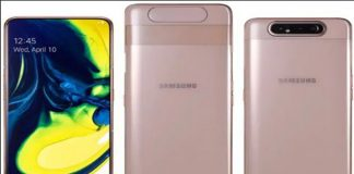 Biggest Selling Samsung Mobiles Launched New Galaxy A80 In India