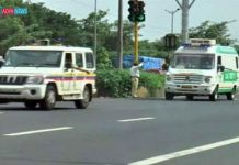 Hyderabad Traffic Police Succeed In Handling Tough Situation