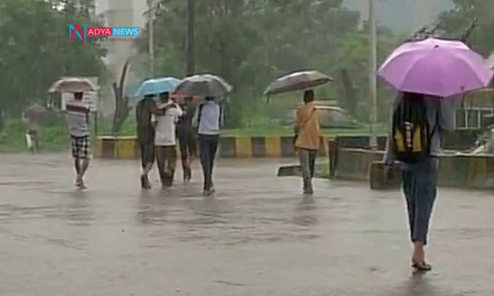 IMD Predicts the Heavy Rainfalls to Be Seen In Telangana
