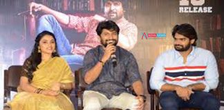 Is Nani Intentionally Skip The Topics of Chiranjeevi and Valmiki