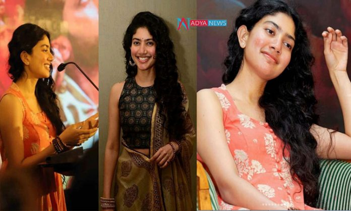 Is Sai Pallavi Making Over Imagination herself In Acting