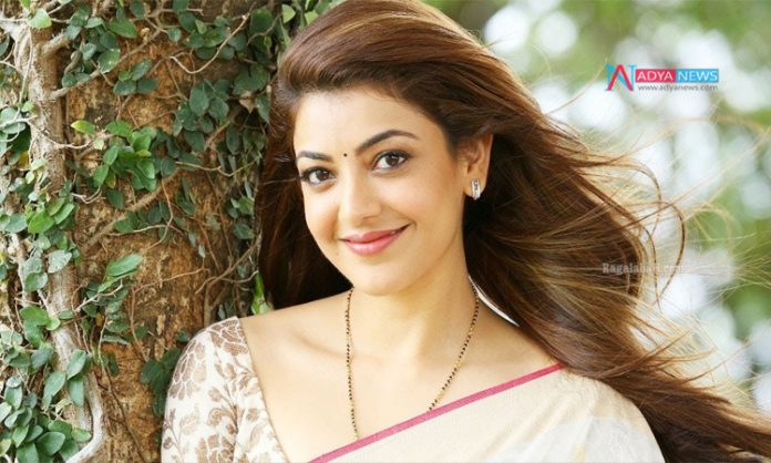 Is This Tamil Cinema Fix the Film Career of Kajal Agarwal