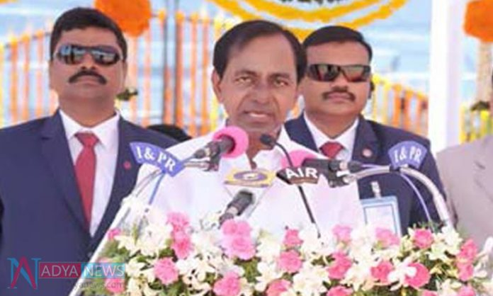 On Independence Day Event…….Telangana CM Announced Action Plan