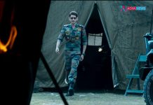 "Mahesh Babu Impressed With Army Major Look In ""Sarileru Neekevvaru"""