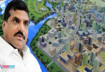 Once Again Minister Botsa Made Controversy on AP Capital Metro