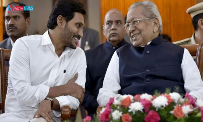 Political Discussions On AP Governor Meeting With BJP Officials
