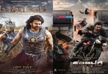 Prabhas Failed to Create Baahubali Impact with Saaho