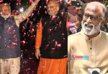 Rajinikanth Compared Modi-Shah With Mahabharat's Characters