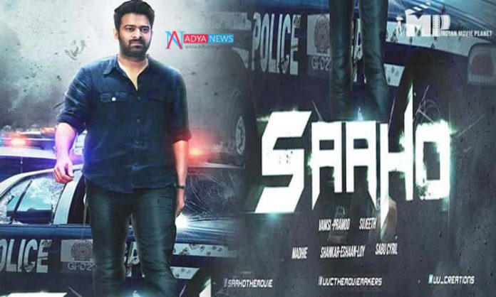 Saaho Breaks Indian History By Playing on 10,000 Screens