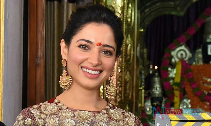 Telugu Films Walk Out Of Tamannah Has Increased With One More