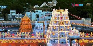 Tirumala Comes Very Rich At Once With 14Cr Donation By NRI
