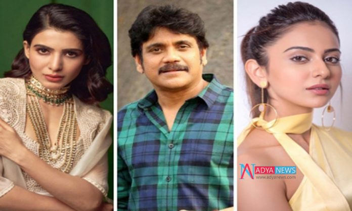 We can't Imagine Nagarjuna Garu In This way : Akkineni Samantha