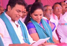 Will Kavitha Have Capacity To Handle TRS Working President Post