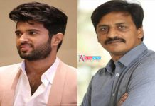 With Disaster's Vijay Devarakonda's Next Left Everything on Director