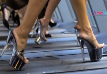 Women Gets Major Health issues by Using High Heels