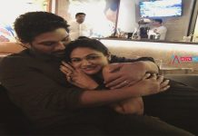 "Allu Arjun wishes his wife Sneha on Instagram ""Happy Birthday Cutieee"""