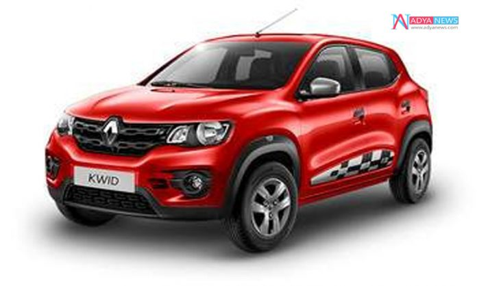 New Renault kwid facelift teased ahead of festive season