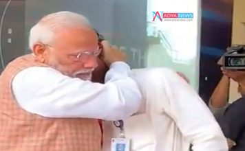 PM Modi Shares Emotional Moment Of Chandrayaan 2 For ISRO