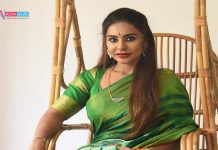 Sri Reddy Targets Trisha Bathing Video